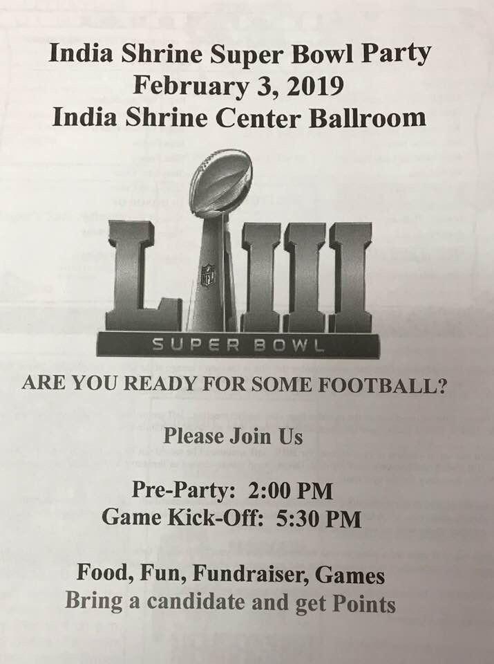 Upcoming Events – India Shrine of Oklahoma City